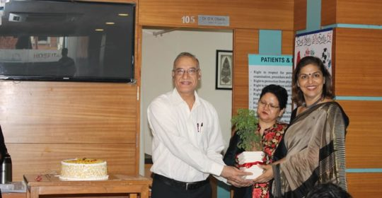 Trinity Hospital celebrated its 6 th Foundation Day